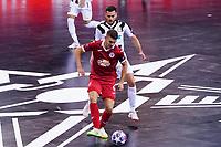 9th October 2020; Palau Blaugrana, Barcelona, Catalonia, Spain; UEFA Futsal Champions League Finals; Mrucia FS versus MFK Tyumen;   Alberto