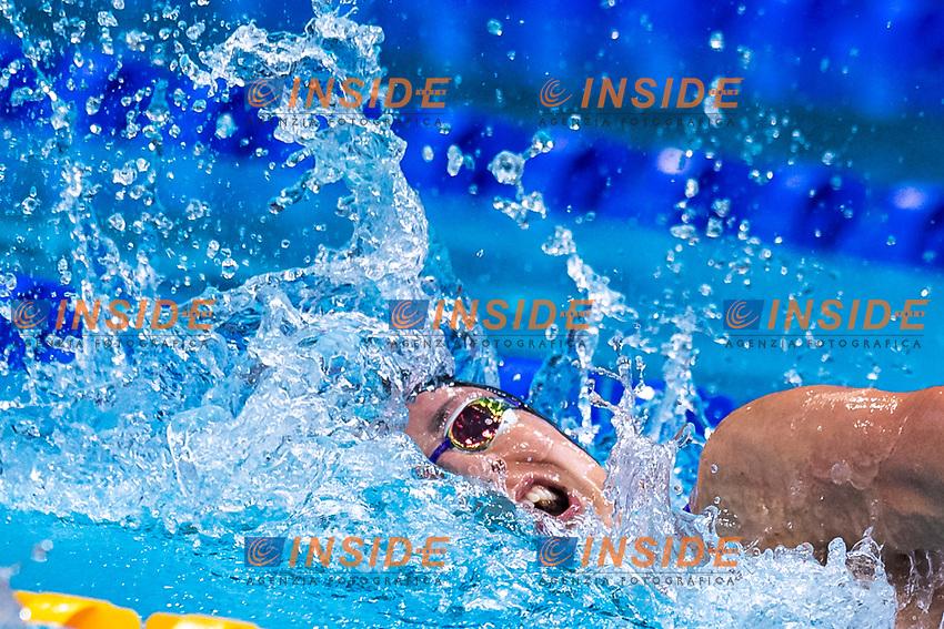 PINTAR Tjasa SLO<br /> 200m Freestyle Women Heats<br /> Swimming<br /> Budapest  - Hungary  19/5/2021<br /> Duna Arena<br /> XXXV LEN European Aquatic Championships<br /> Photo Giorgio Scala / Deepbluemedia / Insidefoto