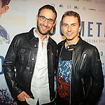 Red Carpet 100 metros.<br /> Dani Rovira & Jorge Lorenzo.