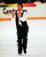 Eric Millot France Skate Canada. Photo copyright Scott Grant