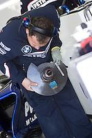BMW Sauber F1 TEST with Robert Kubika as driver. Circuito Ricardo Tormo de la Comunitat Valenciana, Cheste, Valencia, Spain