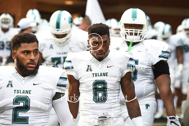 Tulane stopped by Wake Forest, 7-3, in their season opener.