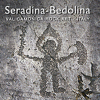 Pictures of Prehistoric Rock Carvings - Seradina Bedolina  - Valcamonica, Italy