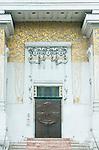 Europe, Austria, Vienna, Secession Hall Entrance