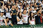 Tottenham Hotspur fans during the Friendly match between Kitchee SC and Tottenham Hotspur FC at Hong Kong Stadium on May 26, 2017 in So Kon Po, Hong Kong. Photo by Man yuen Li  / Power Sport Images
