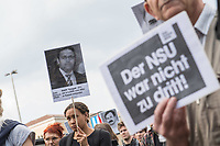 2018/07/11 Politik | Berlin | Demonstration zum NSU-Prozess