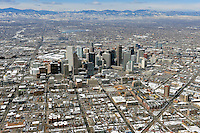 Denver skyline looking west. Feb 2013. 82231