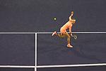 March 08, 2018: Victoria Azarenka (BLR) defeated Heather Watson (GBR) 6-4, 6-2 at the BNP Paribas Open played at the Indian Wells Tennis Garden in Indian Wells, California. ©Mal Taam/TennisClix/CSM