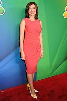 NEW YORK CITY, NY, USA - MAY 12: Megan Boone at the 2014 NBC Upfront Presentation held at the Jacob K. Javits Convention Center on May 12, 2014 in New York City, New York, United States. (Photo by Celebrity Monitor)