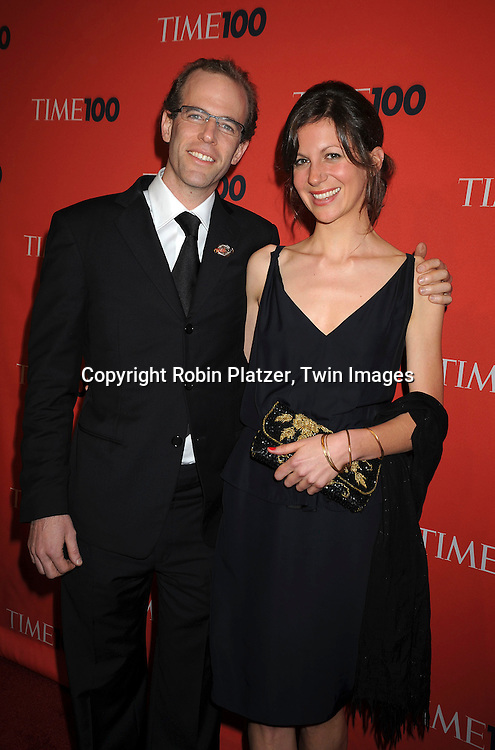 Dan Barber and wife Aria