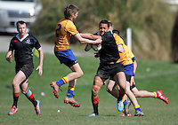 120905 Rugby - Hurricanes Under-15 Tournament