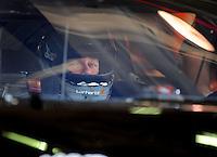 Feb 20, 2009; Fontana, CA, USA; NASCAR Sprint Cup Series driver Matt Kenseth during practice for the Auto Club 500 at Auto Club Speedway. Mandatory Credit: Mark J. Rebilas-