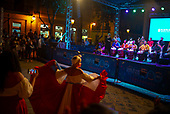 Old San Juan, Puerto Rico<br /> September 11, 2021<br /> <br /> Old San Juan celebrates its 500th year anniversary with music and dancing .