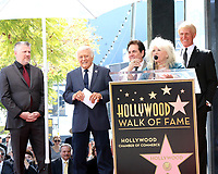 LOS ANGELES - FEB 24:  Tony Butala, Connie Stevens at the The Lettermen Star Ceremony on the Hollywood Walk of Fame on February 24, 2019 in Los Angeles, CA