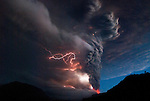 Spectacular eruption in Southern Chile by Ivan Konar