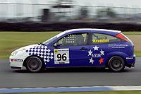 British Touring Car Championship. #96 Rick Kraemer. GR Motorsport. Ford Focus.
