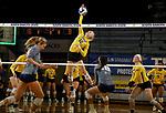 California Baptist University at South Dakota State University Volleyball