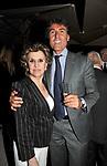 FRANCA LEOSINI CON FEDERICO COCCIA<br /> PREMIO GUIDO CARLI - SECONDA  EDIZIONE<br /> RICEVIMENTO A CASINA VALADIER  ROMA 2011