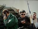 Iraq 2014, November 26, on the front near Kirkouk , Kemal Kirkouki and Atta Haji Mahmoud Irak 2014  Le 26 novembre, sur le front pres de Kirkouk, Kemal Kirkouki et Atta Haji Mahmoud
