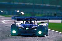Jan Lammers, #2 Crawford..2002 Rolex 24 at Daytona, Daytona International Speedway, Daytona Beach, Florida USA Feb. 2002.(Sports Car Racing)