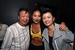 Tzi Ma, Li Jun Li and Celia Au Celebrate Netflix Wu Assassins Trailer Launch 7/23/19