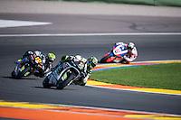 VALENCIA, SPAIN - NOVEMBER 8: Jesko Raffin during Valencia MotoGP 2015 at Ricardo Tormo Circuit on November 8, 2015 in Valencia, Spain