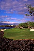 Mauna Lani South, No. 7, Big Island, Hawaii.  Architect: Nelson and Haworth