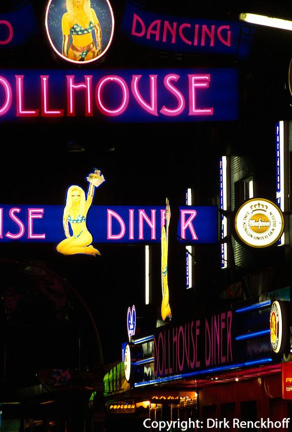 Deutschland, Hamburg St. Pauli, Dollhouse auf der Großen Freiheit