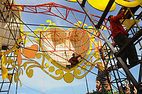 "PARINTINS-AM 27-06-2012 FESTIVAL FOLCL""RICO DE PARINTINS DISPUTA BOI FOTO: ODAIR LEAL/ACRITICA"