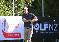 Jordan Woodall. Day one of the Brian Green Property Group NZ Super 6s Manawatu at Manawatu Golf Club in Palmerston North, New Zealand on Thursday, 25 February 2021. Photo: Dave Lintott / lintottphoto.co.nz