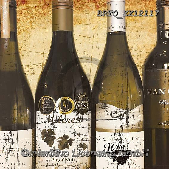 Alfredo, STILL LIFE STILLEBEN, NATURALEZA MORTA, paintings+++++,BRTOXX12117,#i#, EVERYDAY ,wine,winebottles