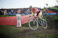Julien Taramarcaz (SUI/Corendon-Stannah)<br /> <br /> Jaarmarktcross Niel 2014