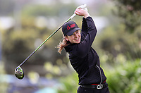 Catherine Bell, Canterbury. 2020 Women's Interprovincial Golf Championships, Akarana Golf Club, Auckland, New Zealand, Tuesday 1 December 2020. Photo: Simon Watts/www.bwmedia.co.nz