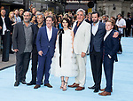 Oliver Parker, Rupert Graves, Rob Brydon, Charlotte Riley, Jim Cater, Tom Hardy, Daniel Mays and Thomas Turgoose attend the London premiere of 'Swimming With Men' at Curzon Mayfair Cinema in London.<br /> <br /> JULY 4th 2018<br /> <br /> REF: SMO 182475 _<br /> Credit: Matrix/MediaPunch ***FOR USA ONLY***