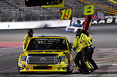 NASCAR Camping World Truck Series<br /> JAG Metals 350<br /> Texas Motor Speedway<br /> Fort Worth, TX USA<br /> Friday 3 November 2017<br /> Cody Coughlin, JEGS Toyota Tundra<br /> World Copyright: Rusty Jarrett<br /> LAT Images