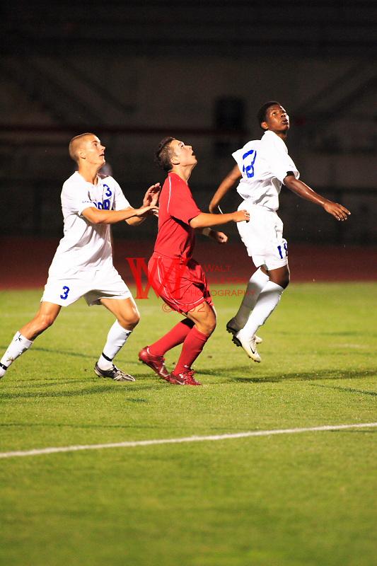 ..The Ohio State University vs. California State University Bakersfield Men's Soccer