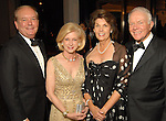 From left: John and Ann Bookout with Lilly and Thurmon Andress at the Museum of Fine Arts gala Friday Oct. 09,2009. (Dave Rossman/For the Chronicle)