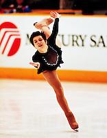 Elena Liashenko Ukraine World Championships 1996. Photo copyright Scott Grant