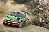 GUERRA <br /> Rally Messico 2016 <br /> Foto Andre Lavadinho / Panoramic / Insidefoto