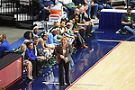 Tulane vs UConn in the American Athletic Conference Tournament semi-finals played at the Mohegan Sun Arena.