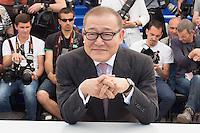 Jun Kunimura - 69E FESTIVAL DE CANNES 2016 - PHOTOCALL DU FILM 'GOKSUNG (THE STRANGERS)'