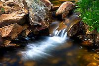 Second Creek, Colorado (Color)