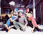 DAVID LEE ROTH, MOJO GOGO, 2001, NEIL ZLOZOWER