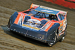 Feb 06, 2011; 6:13:28 PM; Gibsonton, FL., USA; The Lucas Oil Dirt Late Model Racing Series running The 35th annual Dart WinterNationals at East Bay Raceway Park.  Mandatory Credit: (thesportswire.net)