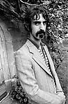 Frank Zappa 1970<br /> © Chris Walter