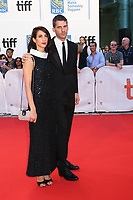 DIRECTOR DENIZ GAMZE ERGUVEN AND HER HUSBAND - RED CARPET OF THE FILM 'KINGS' - 42ND TORONTO INTERNATIONAL FILM FESTIVAL 2017