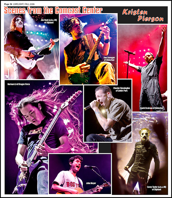 Limelight Magazine - Fall 2008