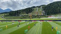 Mannschaft beim Training in Seefeld - Seefeld 05.06.2021: Trainingslager der Deutschen Nationalmannschaft zur EM-Vorbereitung