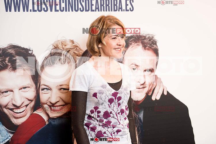 "Maria Pujalte attends to the premiere of the theater play ""Los Vecinos de Arriba"" of the director Cesc Gayt at Teatro La Latina in Madrid. April 13, 2016. (ALTERPHOTOS/Borja B.Hojas)"