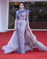 Svitlana Lavrynovych attending the Un Autre Monde Premiere as part of the 78th Venice International Film Festival in Venice, Italy on September 09, 2021. <br /> CAP/MPIIS<br /> ©MPIIS/Capital Pictures
